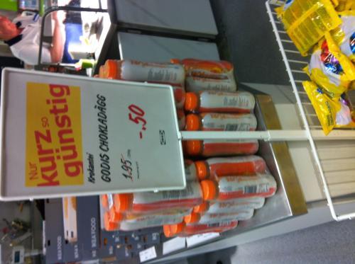 Ikea (Tempelhof Berlin) 200g Schokolade für 0,50 € (vielleicht nicht nur lokal)