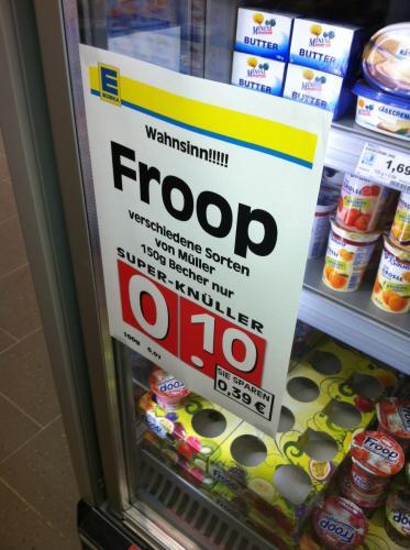 [Lokal Meppen] Froop