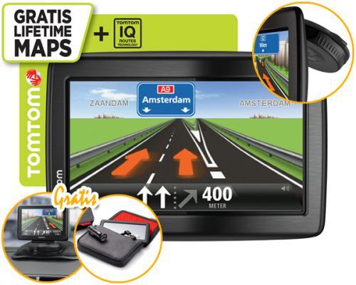 TomTom Via 135 M Europe inkl. Lifetime Maps für 155,90 € @guut.de