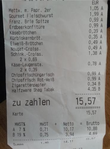 [Lidl deutschlandweit?] Chipsfrisch Ungarisch, Oriental, Rot-Weiß und Currywurst für 0,99€