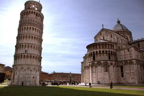 2 Tage Pisa für 2 Personen im Juni: 3*-Hotel im Zentrum und Flug: 53,98 € p.P.