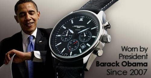 Jorg Gray JG6500  - die Uhr von Obama - 90€ günstiger