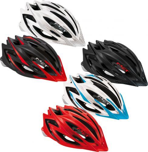 MTB Fahrradhelm MET Veleno 2012er Modell
