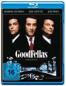 Goodfellas [Blu-ray] für 7,97 € @ Amazon