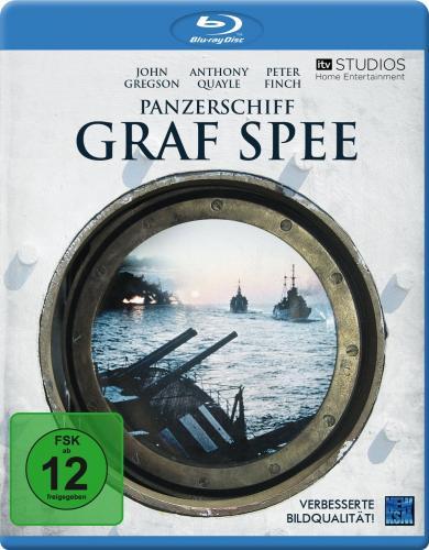 Panzerschiff Graf Spee für 3,97 oder Einer kam durch  +Fireproof - Gib deinen Partner nicht auf (Blu-ray) für 6,99