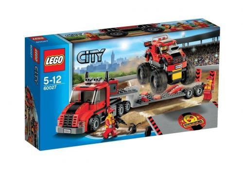"Lego™ - ""City: Monster-Truck mit Transporter"" (60027) ab €18,48 [@Galeria-Kaufhof.de]"
