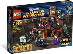 LEGO SUPER HEROES Batman The Dynamic Duo Funhouse (6857) für nur 42,80 EUR