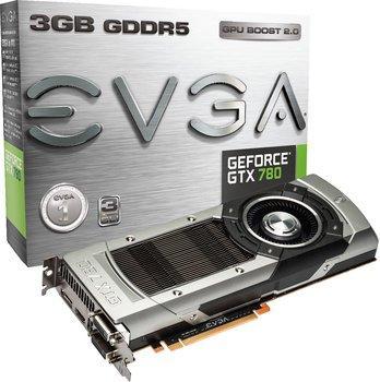 Grafikkarte EVGA GeForce GTX 780