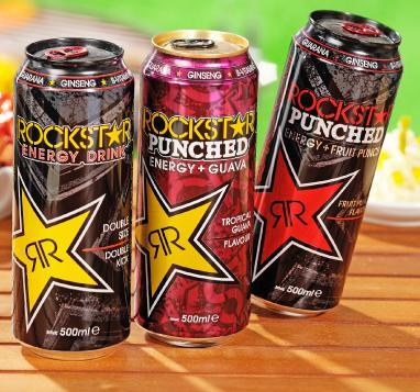 Rockstar Energy Drink für 99 Cent @Penny
