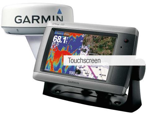 @Bootsbesitzer: Kartenplotter Garmin GPSmap® 720 inkl  Radarantenne GMR™ 18