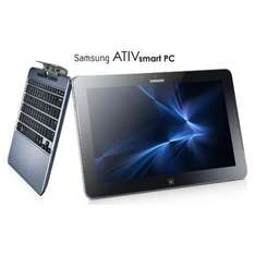 Ebay WoW: SAMSUNG ATIV SMART PC 3G & WiFi Tablet WIN8 1,8 GHz, 2GB RAM, 64GB inkl. KEYPAD 599€ Ebay