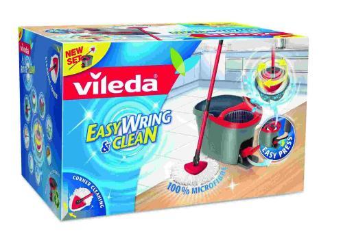 Vileda Easy Wring und Clean Wischmop Set für nur 29,99 EUR inkl. Versand