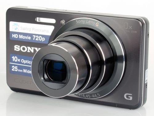 Sony DSC-W690B Cyber-shot Digitalkamera@redcoon.de