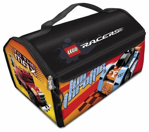 (Lego) ZIPBIN Aufbewahrungsbox und Spielmatte LEGO Racers für 8,99 €