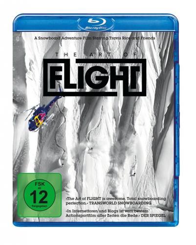 The Art of Flight [Blu-ray] ohne VSK für 8,99 € @ amazon.de