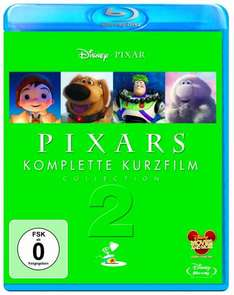 (Amazon) Pixars komplette Kurzfilm Collection 2 [Blu-ray]