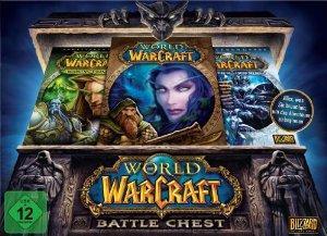 World of WarCraft - Battlechest 3.0 (2 DVD-ROM) für 5,00 €