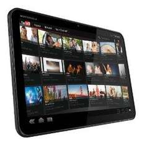 Motorola Xoom Tablet (25,7 cm (10,1 Zoll) HD-Touchscreen, Wifi, 3G, Android 3.0, Dual-Core Prozessor) für 613€ @Amazon