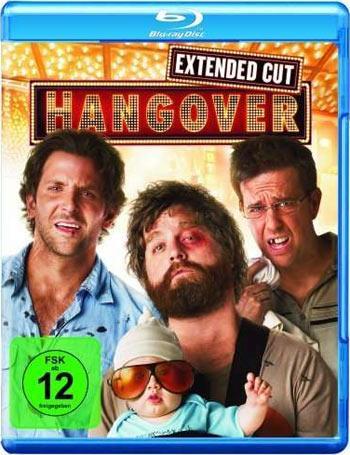 Hangover 1 und 2 (Bluray) im Rahmen des Hangover-Tages für je 6,97 € bei Amazon, weitere Bluray-Filme für 7,97 € und günstige Duopacks
