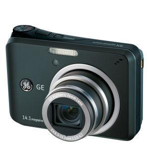 (UK) GE General Electric A1455 Digitalkamera (14 Megapixel, 5-fach opt. Zoom, 6,9 cm Display (2,7-Zoll), Auto-Panorama, Bildstabilisator) für 56.09€ @ TheHut