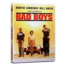 [zavvi] Bad Boys - Steelbook Edition, Uncut, Blu-ray für 11,62€ / £9.95