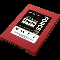 "Corsair SSD 240 GB, 2,5"", ""Force GS"" - € 174,90"