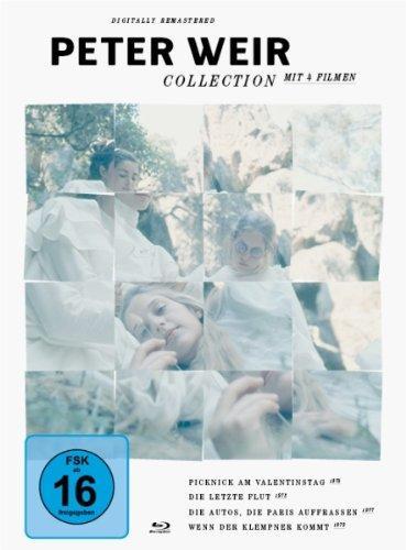 Peter Weir Collection [Blu-ray] für 24,97 € @ amazon.de