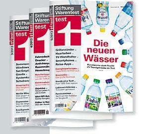 [Stiftung WTest Abonnenten] Gratis-Abo empfehlen und Prämie kassieren