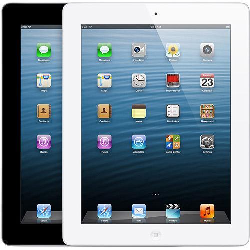 Apple iPad 4 16GB 4G mit Vodafone 5GB Internet- und Schubladen-Vertrag, rechn. GG 14,94/Monat und einm. 49 €