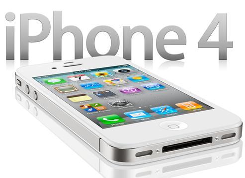 APPLE iPhone 4 / weiß oder schwarz / 8 GB / ohne Simlock / @Media Markt Online