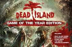 [Amazon] Dead Island [GOTY] oder Sonic Action Pack STEAM CODE