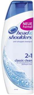 Head & Shoulders classic clean 2in1 (300ml) mit 0,15€ Gewinn