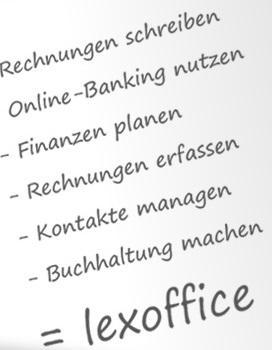 Lexware lexoffice (Online Office) 6 Monate Kostenlos