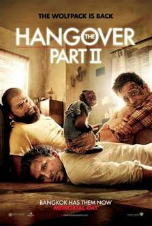 Hangover 2 für 1,99€ + 1 gratis Film  [@ samsung video hub]