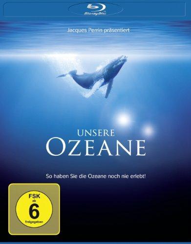 Unsere Ozeane [Blu-ray] für 8,99 Euro ohne VSK @ Amazon.de