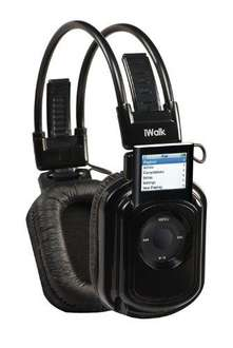 Lobos® iWALK Kopfhörer für iPod Nano für 6,99€ inkl. Versand