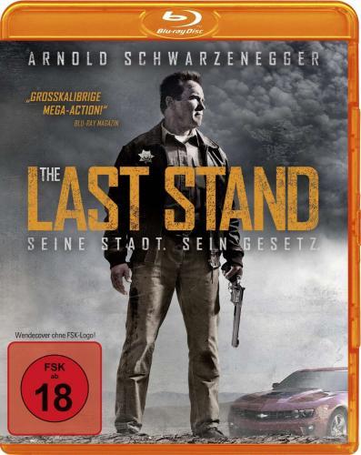 The Last Stand (uncut) Bluray für 12,90 MediaMarkt
