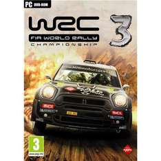 PC DVD-ROM - WRC: World Rally Championship 3 für €11,68 [@Zavvi.com]