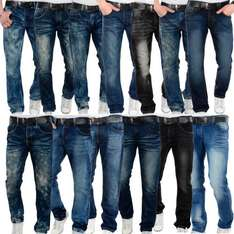 Sucker Grand  Herren Regular & Slim Fit Jeans 13 Styles für 24,90 € @ ebay