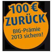€ 100,- für Wechsel zur Big Direkt