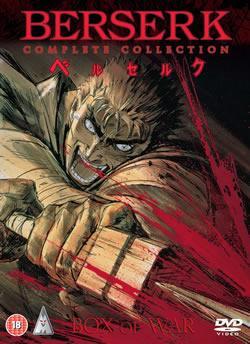 [Anime] [6 DVDs] Berserk für ~13€