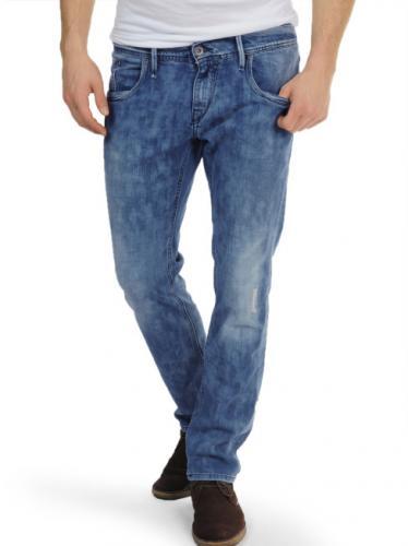 Tommy Hilfiger Herren Jeans Scanton in blau