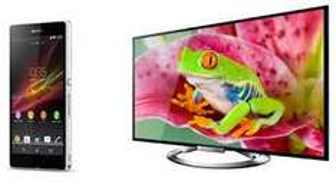 Sony Bravia KDL-46W905 oder KDL-55W805A  + geschenktes Xperia Z @Sony online Store oder Expert Ost