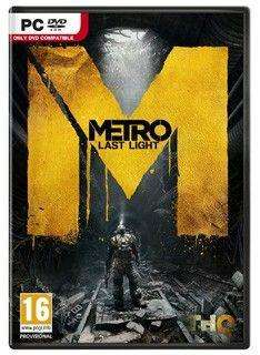 [Steamkey] Metro: Last Light