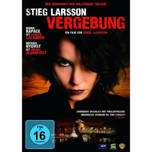 Stieg Larssons Vergebung (DVD) für 5,00 €