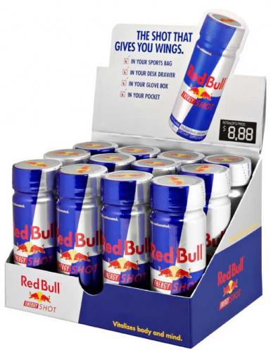 [Kaufland] Red Bull Energy Shot 24x60 ml Karton für 20€