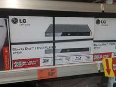 [LOKAL TOOM JENA] LG BP420 3D Blu-ray Player