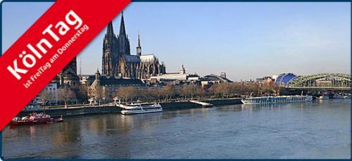 kostenloser Museumseintritt für Kölner am Donnerstag 6.6.2013