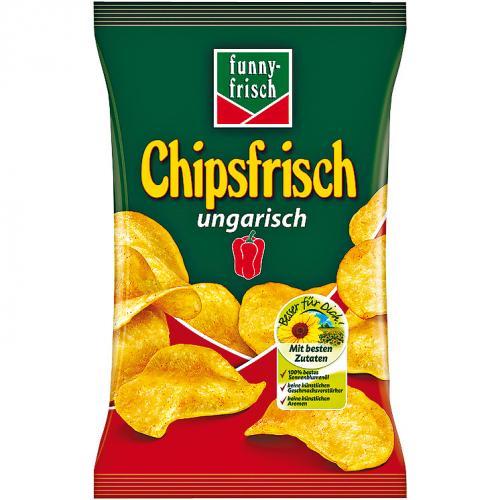 Kaufland (bundesweit): Funny-Frisch Chipsfrisch, verschiedene Sorten, je 175 g Beutel ab 0,99 Euro