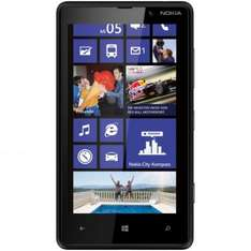 Nokia Lumia 820 schwarz ohne Branding